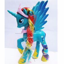 Wholesale Lots My Little Pony Princess funny Cake Topper Doll Action Figure Toy