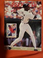 April 1994 BECKETT BASEBALL MONTHLY Michael Jordan White Sox - Issue 109