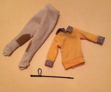 Vintage 1982 Pedigree Sindy Doll 'Boutique Pony Club' Fashion Clothing Outfit