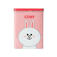 Korea LINE Friends CONY Character Band-Aid Bandage 40 sheets Tin Case Naver App