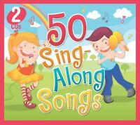Various Artists - 50 Sing Along Songs for Kids [New CD]