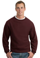 Sport Tek Men's Heavyweight Casual Long Sleeve Sweatshirt XS-4XL. F280