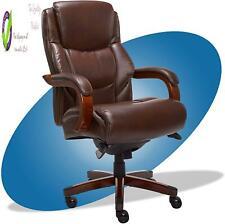 La Z Boy Delano Big Tall Executive Office Chair High Back Ergonomic Lumbar S