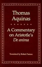 Yale Library of Medieval Philosophy Seri: A Commentary on Aristotle's de...