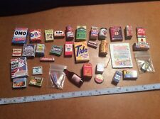 35 Miscellaneous 1/12th Scale Dolls House Items NEW. - O