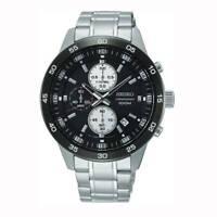 Seiko Silver Chronograph Men Watch  SKS647P1