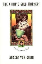 The Chinese Gold Murders (Judge Dee Mysteries) van Gulik, Robert Paperback Used