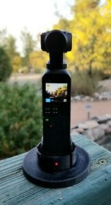 Osmo Pocket/WiFi Base and Tripod Adapter