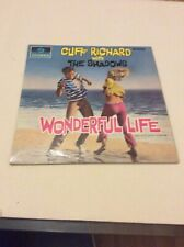CLIFF RICHARD / THE SHADOWS  -   Wonderful Life,   ORIG 1964 UK MONO LP / inner
