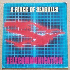 A Flock of Seagulls - Telecommunication 12