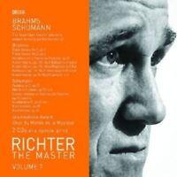 SVJATOSLAV RICHTER - RICHTER-THE MASTER VOL.7 2 CD NEU