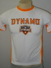 Houston Dynamo #10 White TEAM MLS Soccer Jersey Girls Large 10/12