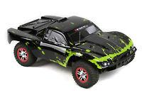 Custom Body Muddy Green Black for Traxxas 1/10 Slash Truck Car Shell Cover 1:10
