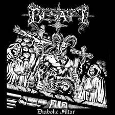 Besatt - Diabolic Altar CD,VELES,BEHEMOTH,POLISH BM