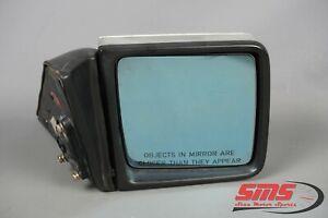 86-95 Mercedes W124 300E 400E 500E Right Door Rear View Mirror OEM Silver