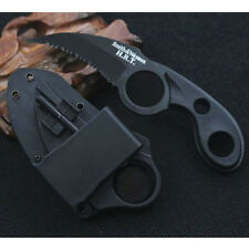 Military Wild Tool Outdoor Camping Self-defense Bear Claw Pocket Knife Cutting