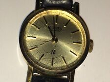 citizen womens watch for parts or repair, works but needs a new band