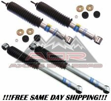 "Bilstein Front/Rear 5100 Series Shocks For 2005-2016 Ford F-250 F-350 W/ 6"" LIFT"