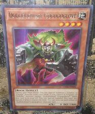 Dodododwarf Gogogoglove Rare LED6-EN036  Unlimited  Edition Mint Yu Gi Oh