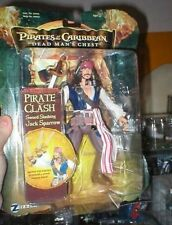 PIRATES OF CARIBBEAN SWORD SLASHING JACK SPARROW MOC