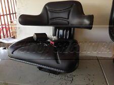 RM300+98015 sedile trattore con cinture c/arrotolatore e modulo certificazione