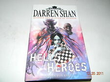 Hell's Heroes The Demonata #10 by Darren Shan HC new 60348 England edition