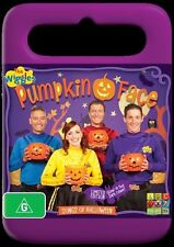 The Wiggles: Pumpkin Face - DVD - FREE POST