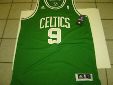"MENS ADIDAS  ""BOSTON CELTICS"" ""RONDO #9"" GREEN BASKETBALL JERSEY SIZE XXL $90"
