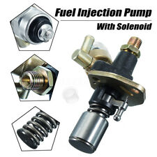 Fuel Injector Pump Injection with solenoid for 186 186F 406cc Engine Generator