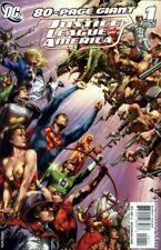 Justice League of America 80-Page Giant #1 Fn 2009 Stock Image