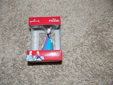 Hallmark Disney Frozen Elsa Christmas Tree Ornament