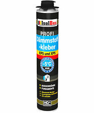 Dämmstoffkleber PROFI Klebeschaum 750 ml Perimeterkleber hohe Qualität
