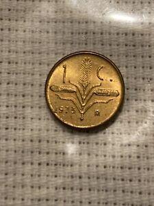 MEXICO 1973 1 Centavo Key Date