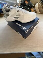 Babolat White Sneakers Size 9