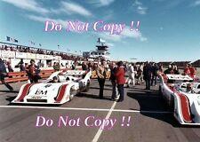 Mark Donohue Penske Porsche 917/10 ganador EDMONTON puede am 1972 fotografía 2