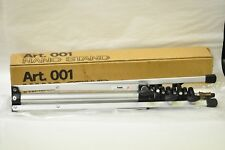 Manfrotto Bogen 3353 5001 5 section stand with retractable legs. New old stock