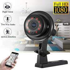 1080P HD Mini Wireless WiFi Camera Smart Home Security Night Vision Monitor Cam