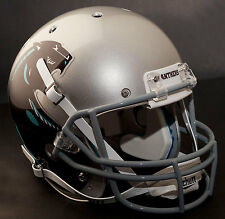 """MICHIGAN PANTHERS 1983 Football Helmet Nameplate """"PANTHERS"""" Decal/Sticker USFL"""