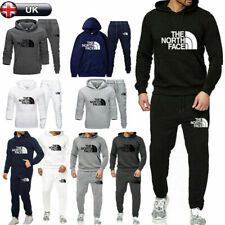 Men's Tracksuits Set Hoodie Bottoms Joggers Pants Jogging Sweatershirt Pullover