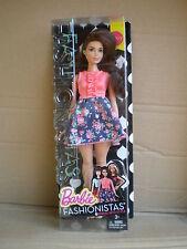 Curvy Barbie Fashionistas Spring into Style Fashionista Doll Mattel