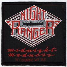 NIGHT RANGER PATCH / SPEED-THRASH-BLACK-DEATH METAL