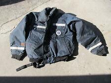 Mustang Survival Flotation Jacket (Medium) Uss Minneapolis Saint Paul Ssn 708