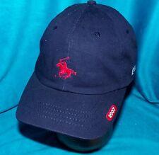 2007 Empire Polo Club Indio California Equestrian Festival Navy Baseball Hat Cap
