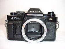 FUJI AX multi program 35mm SLR Film Camera Body  Clean, Works good! SN6022888