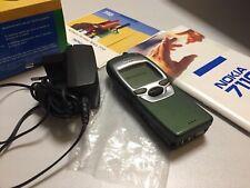 Nokia 7110 TENUTO MANIACALMENTE PRIMO TELEFONO WAP DA COLLEZIONE PROMOGIU19