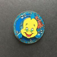 Search For Imagination Pin Event - Dream Flounder & Sebastian Disney Pin 15585