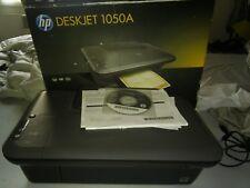 Imprimante hp deskjet 1050 A - TOUT EN UN (IMPRIMANTE / SCANNER)