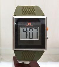 Genuine HUGO BOSS Designer watch Boss Orange Mens Digital Silicone RRP£189(B55)
