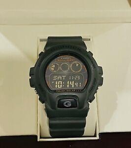Casio G Shock Men's Tough Solar Watch- G6900