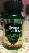 Green Coffee Beans For Weight Management n Metabolic Booster 60 Caps FREE SHIP